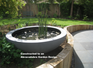 Garden Ezee Makeover Ideas to sell your home - Water Feature designed by Abracadabra Garden Design