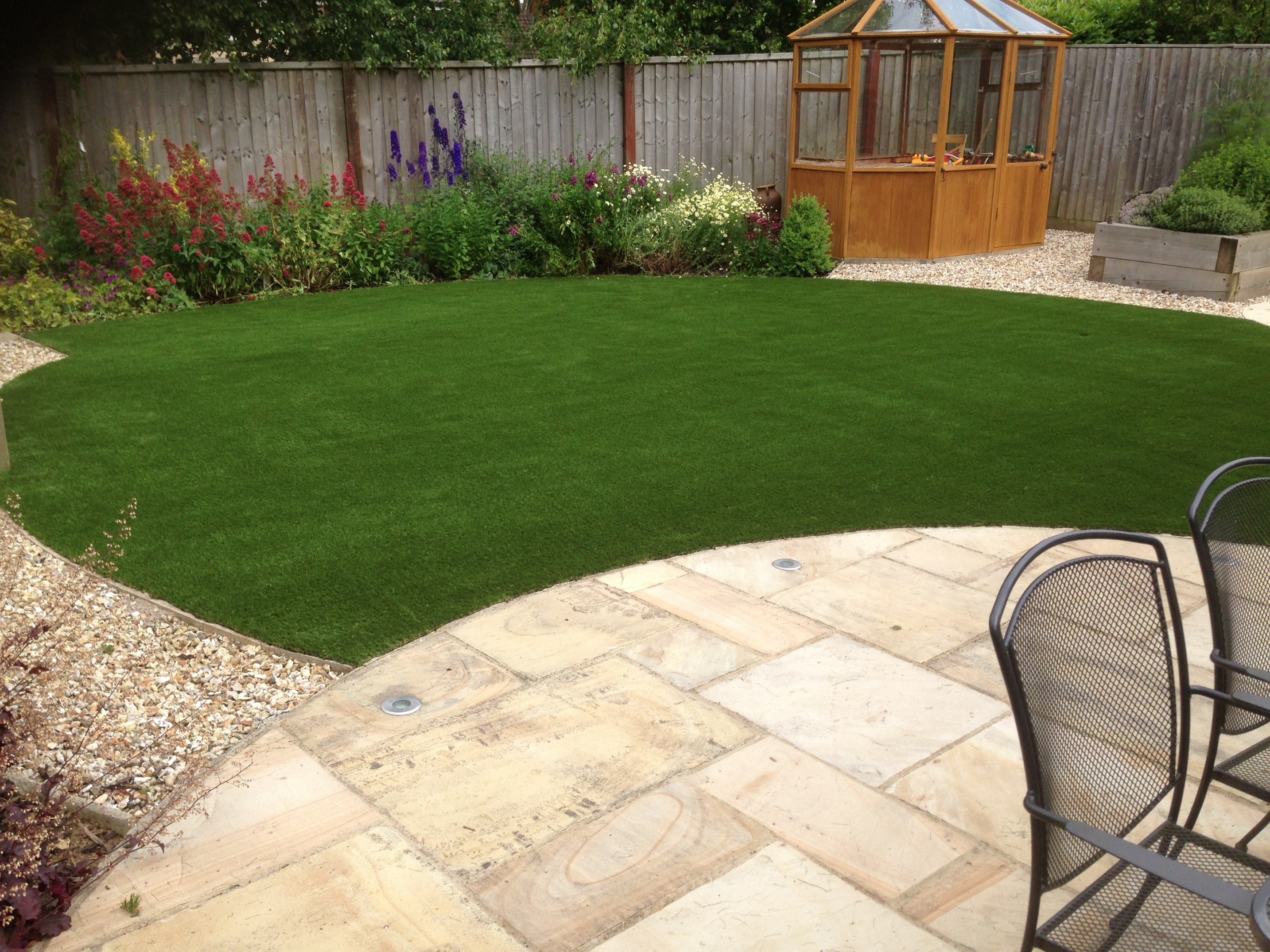 Artificial Grass Swindon Garden Ezee