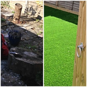 Garden Ezee Artificial Grass Swindon