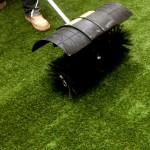 Artificial Grass Preparation and Finishing